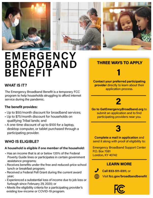 Broadband Assistance Program